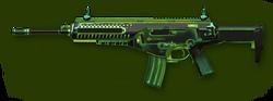 Beretta ARX160 Radiation Render