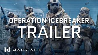 Operation Icebreaker Trailer