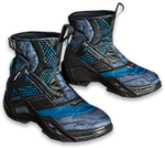 Spectrum Sigma Medic Shoes Render