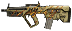 Tavor CTAR-21 Crown Render
