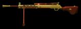 Золотой ДП-27 Render
