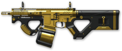 HArms CQR Gold Render