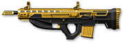 Uzkon UNG-12 Gold Render
