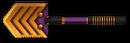 Sapper Shovel Anti-Cyborg Render