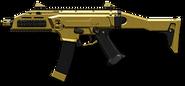 CZ Scorpion EVO 3 A1 Gold