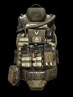 Warlord Sniper Vest Render