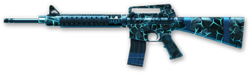 M16A3 Frozen Render