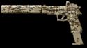 Desert SIG Sauer P226 C