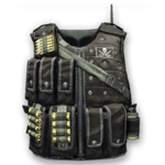 Anti-Melee Vest Render