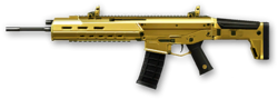 ACR Gold Render