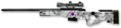 AWM Korea Anniversary Render