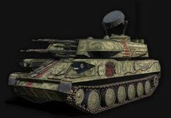 ZSU-23 Shielka