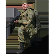 Russian Spetsnaz Engineer