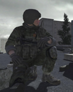 Russian Army Urbun Assault Trooper