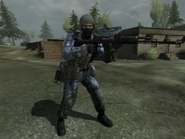 Urban Spetsnaz Assault Medic
