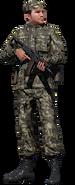 Russian Army Engineer