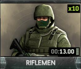 RU rifle