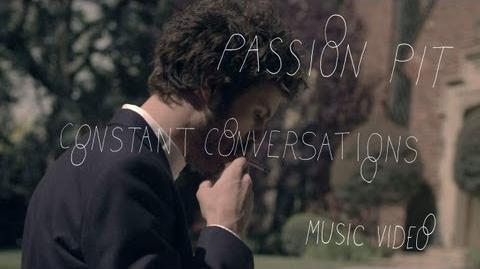 "Passion Pit - ""Constant Conversations"" (Official Music Video)"