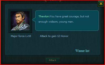 Thewlon encounter