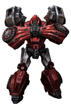 GW Ironhide