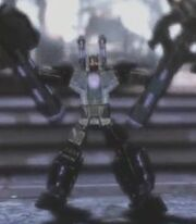 Rumble War for Cybertron