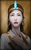Priestessportrait