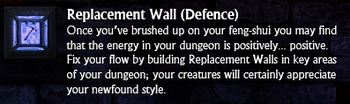 HoverReplacementWall