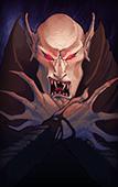 Vampireportrait