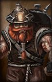 Dwarfworkerportrait