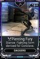 PiercingFuryMod