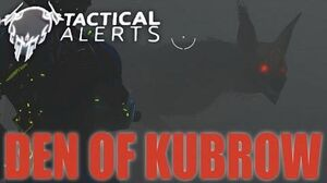 Warframe Operations - DEN OF KUBROW Tactical Alert - Update 16