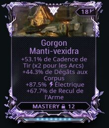 Gorgon Manti-vexidra