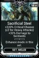 SacrificialSteelMod