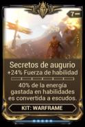 Secretos de augurio