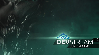 Devstream 112 banner