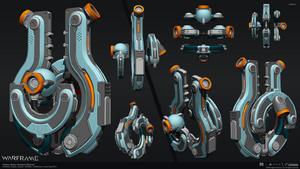 Helios Highpoly Model