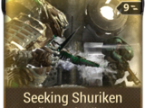 Seeking Shuriken