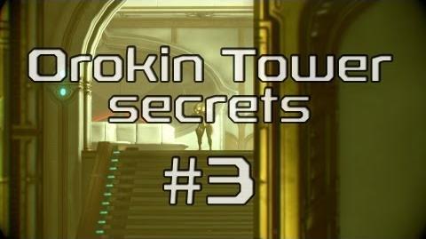 Секреты башни Орокин №3 - Закрывающаяся дверь
