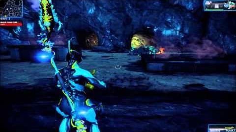 Warframe Nyx's Chaos