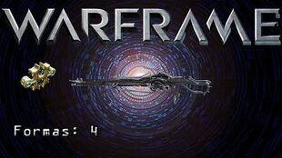 Warframe Vectis 4 formas