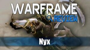Nyx Warframe Review PC