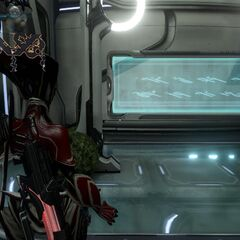 Relay Sign - A Tenno is the sworn protector of the Origin system