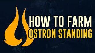 Ostron Standing (Warframe)