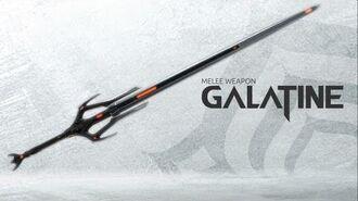 Tenno Reinforcements - Galatine-1
