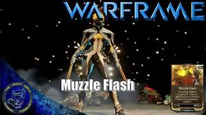 Warframe Mesa Guide w Muzzle Flash Augment (U15.10