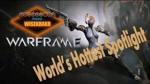 GamesWise Warframe World's Hottest Spotlight - Ember