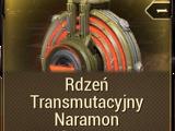 Rdzeń Transmutacyjny Naramon