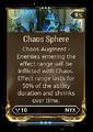 SphèreDeChaos