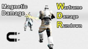 WDR 11 Magnetic Damage (Warframe)