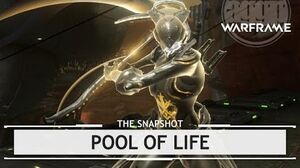 Warframe Syndicates Trinity's Pool of Life thesnapshot